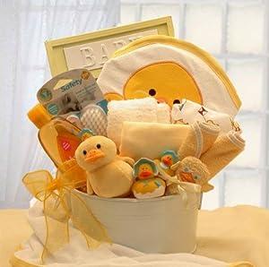 gender neutral baby gift bath time baby gift set medium. Black Bedroom Furniture Sets. Home Design Ideas