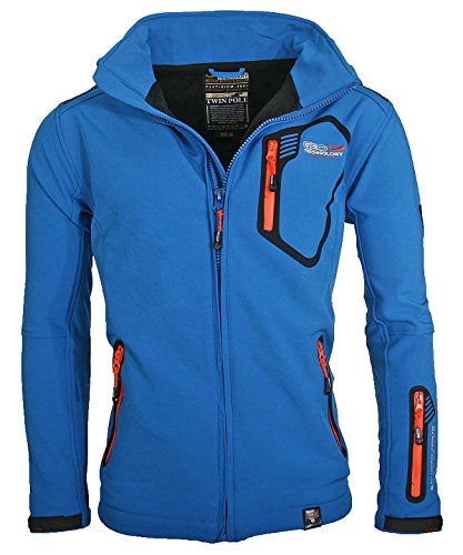 Geographical Norway Herren Softshell Funktions Outdoor