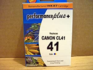 IJR - Performance Plus CL-41 Canon Inkjet Cartridge, TRI-Color