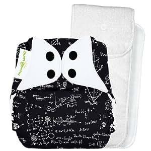 BumGenius 4.0 Pocket Cloth Diaper - Snap - Albert - One Size