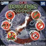 カプセルQミュージアム 日本の動物【別巻】外来生物/新たな仲間たち 全6種