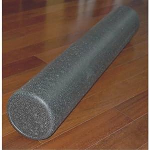 Firm Foam Roller Black - 6 x 36 from Alex Toys