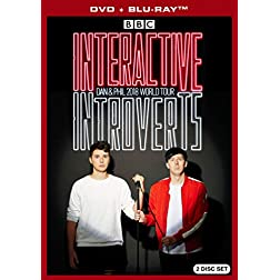 Dan & Phil 2018 World Tour: Interactive Introverts [Blu-ray]