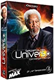 Secretos del Universo con Morgan Freeman Temporadas 3 + 4 Pack DVD España