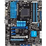 Asus EVO R2.0 Socket AM3+ AMD 990X Quad CrossFireX and Quad SLI A&GbE SATA3 and USB 3.0 ATX Motherboard M5A99X EVO R2.0