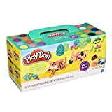 Play-Doh School Pack of 20 Count Rainbow Colors (Tamaño: School Pack)