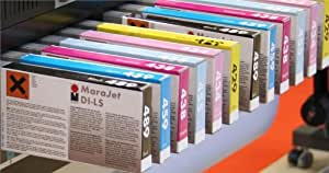 MaraJet DI-LS Eco-Solvent Ink Cartridges - 220 ml - Compatible with Roland Printers