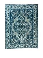 CarpeTrade Alfombra Deluxe Persian Vintage (Azul)