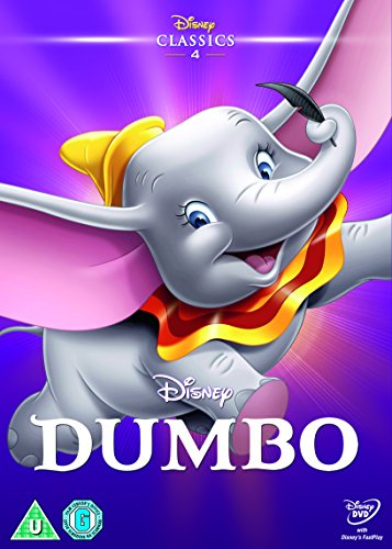 Dumbo (1941) (Limited Edition Artwork & O-ring) [DVD]