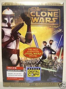 Star Wars CLONE WARS Exclusive 2 Disc GIFTSET + Comic Book