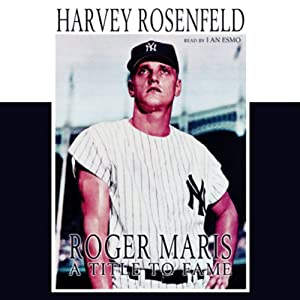 Roger Maris Audiobook