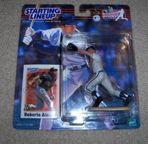 2000 Roberto Alomar MLB Starting Lineup Figure