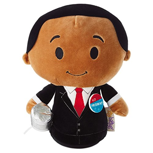 Hallmark 1KDD1125 Kid President Itty Bitty Biggy Plush (Kid President compare prices)