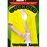 Company Costume Party Cuckold ~ Victorie Lazer
