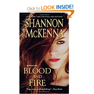 Blood and Fire Shannon McKenna