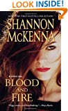 Blood and Fire (The Mccloud Brothers Series)