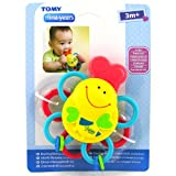 The First Years - Buzzing Bee Massaging Teether - YELLOW - Tomy