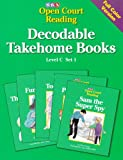 Open Court Decodable Books Take Home: Level C, Set 1 (Open Court Reading)