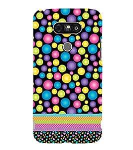 Bubbles Love Girly Design 3D Hard Polycarbonate Designer Back Case Cover for LG G5 :: LG G5 H850 H820 VS987 LS992 H860N US992