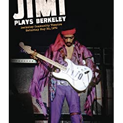 Jimi Hendrix:Jimi Plays Berkeley