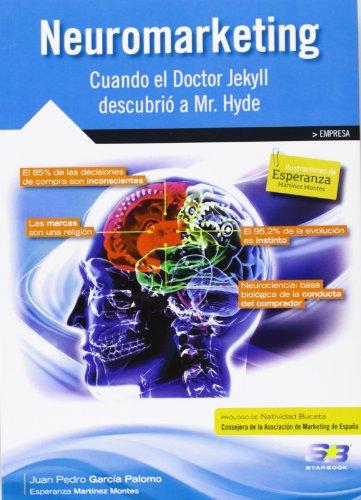 Neuromarketing. Cuando El Doctor Jekyll Descubrio A Mr. Hyde