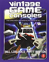 Vintage Game Consoles Front Cover