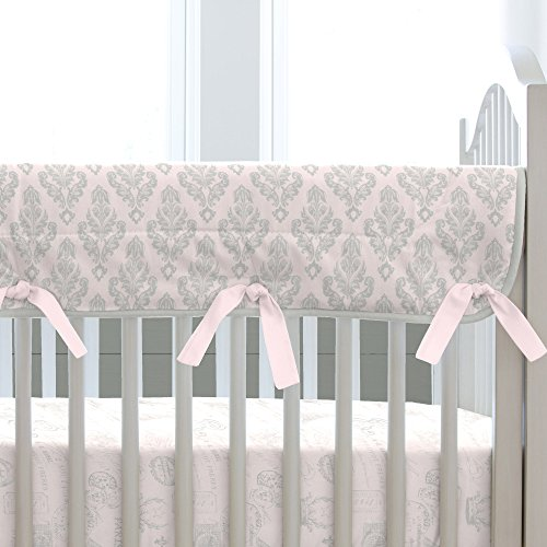 Carousel-Designs-Paris-Script-Crib-Rail-Cover