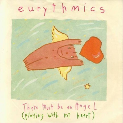 Eurythmics - There Must Be an Angel - Zortam Music