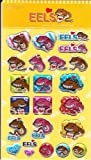 Jang Keun Suk / Jang Keun-suk / J's Company / official three-dimensional stickers (unagi) / made in South Korea (japan import) by J's Company