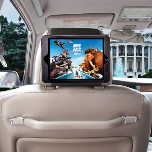 TFY iPad Mini Car Headrest Mount Holder