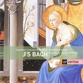 Christ lag in Todesbanden BWV 4: Choral: Wir essen und leben wohl (chorus)