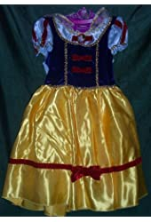 Snow White's Fairest Dress 4-6X