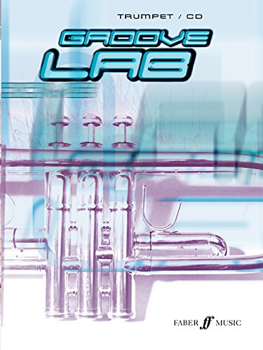 Groove Lab for Trumpet: Book & CD (Trumpet Piano)