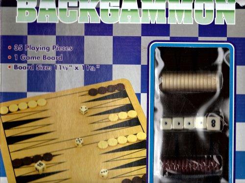Backgammon - 1
