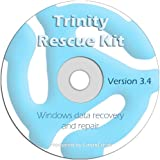 Reset lost Windows Passwords with Trinity Rescue Kit 3.4 - Windows Rescue and Data Recovery