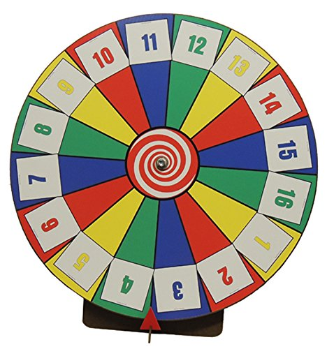 Best Price 24 Table Top Prize Wheel
