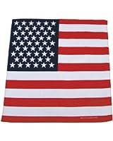 Bandana, USA Fahne, Gr. 55 x 55 cm, Baumwolle