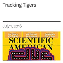 Tracking Tigers Other by K. Ullas Karanth Narrated by Jef Holbrook
