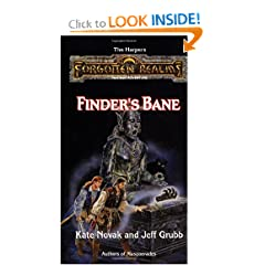 Finder's Bane (Forgotten Realms Lost Gods) by Kate Novak