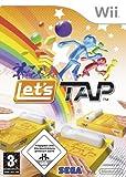 echange, troc Jeux Nintendo Wii - Let's Tap [import allemand]