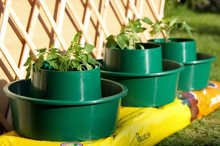 3 Tomato Growbag Growpots from Garden Innovations