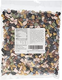 Chocolate Rocks Candy Nuggets 1LB Bag