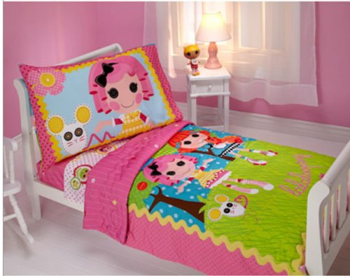 Lalaloopsy Sew Cute 4 Piece Toddler Set