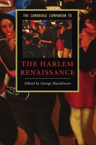 The Cambridge Companion to the Harlem Renaissance (Cambridge Companions to Literature)