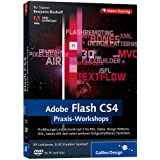 "Adobe Flash CS4 - Praxis-Workshopsvon ""Galileo Press"""