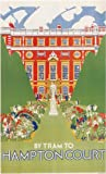 London Underground - Hampton Court 1927 - LU056 Matte Paper A3 Size