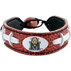 Marshall Thundering Herd Classic Football Bracelet