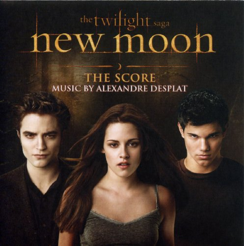 The Twilight Saga: New Moon - The Score by Alexandre Desplat