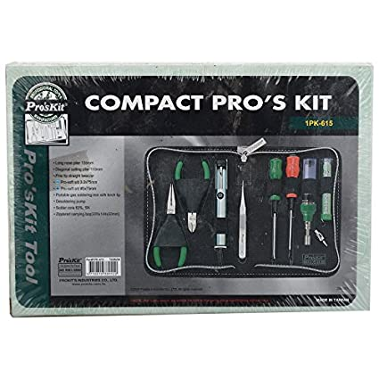 1PK-615 Compact Pro's Kit