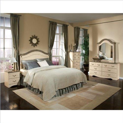 Standard Furniture Florence 3 Piece Bedroom Set